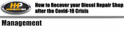 covid recovery management | Highway & Heavy Parts
