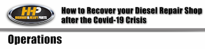 covid recovery operations | Highway & Heavy Parts