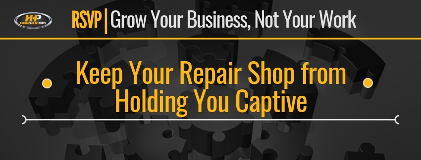 Keep Your Repair Shop from Holding You Captive | Highway and Heavy Parts