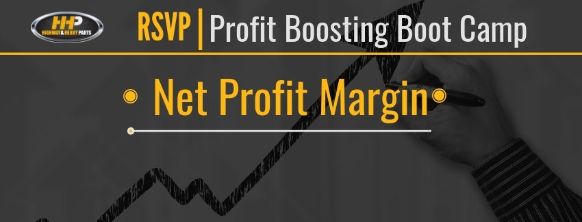 RSVP Net Profit Margin | Highway and Heavy Parts