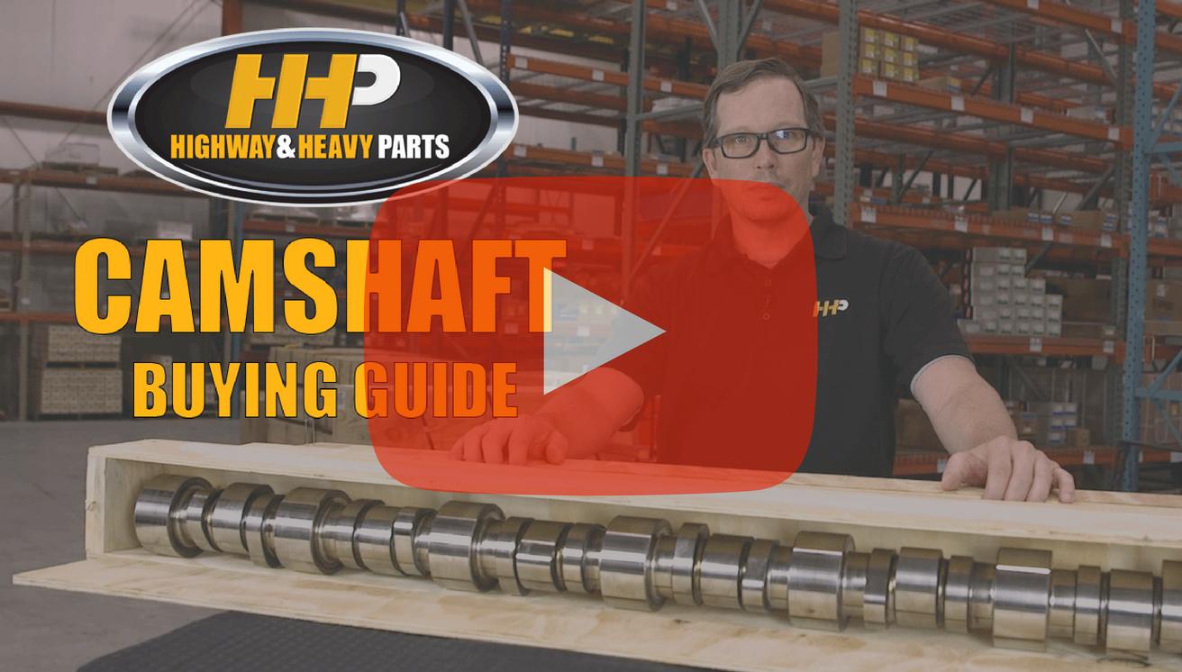 Diesel Engine Camshafts | Highway and Heavy Parts