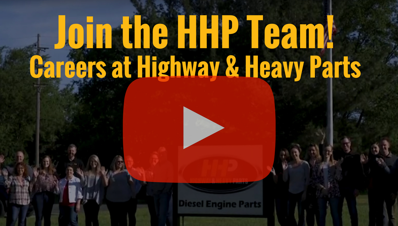 Careers Highway and Heavy Parts