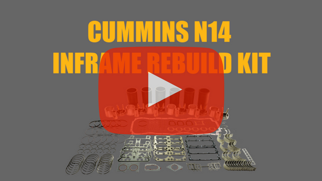 HHP Cummins N14 Inframe Kit