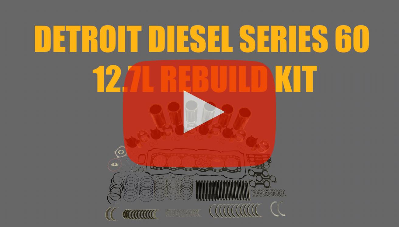 Detroit Diesel Series 60 12.7L Inframe Rebuild Kit