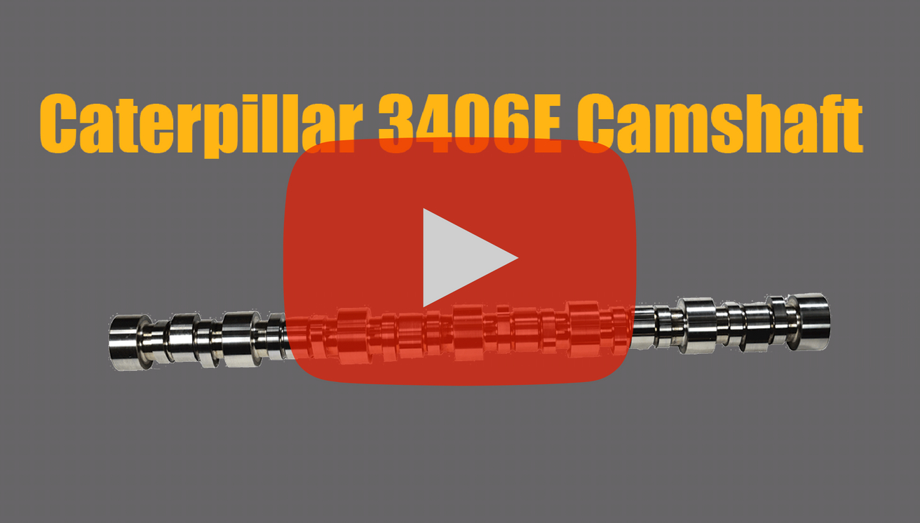 Caterpillar 3406E Camshaft