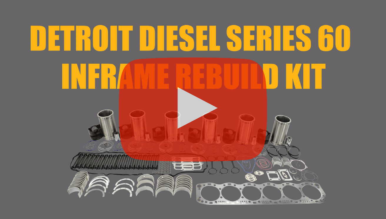Detroit Diesel Series 60 Inframe Rebuild Kit