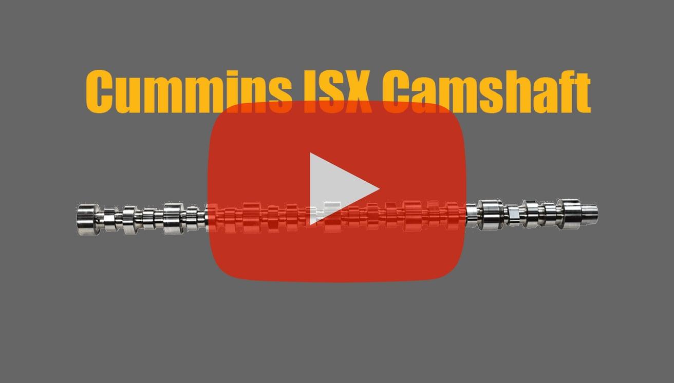 Cummins ISX Camshaft