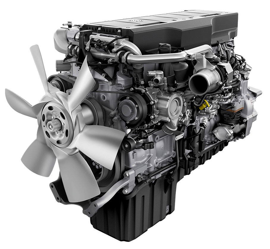 Detroit Diesel DD15 Engine Block