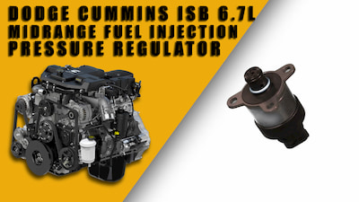 cummins fuel system pressure regulator | Highway & Heavy Parts