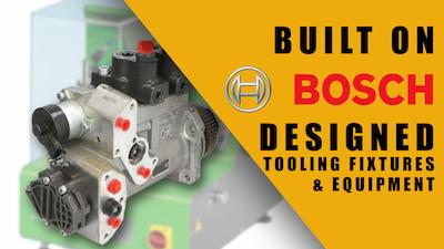 detroit diesel high pressure fuel pump bosch designed tooling fixtures | Highway & Heavy Parts