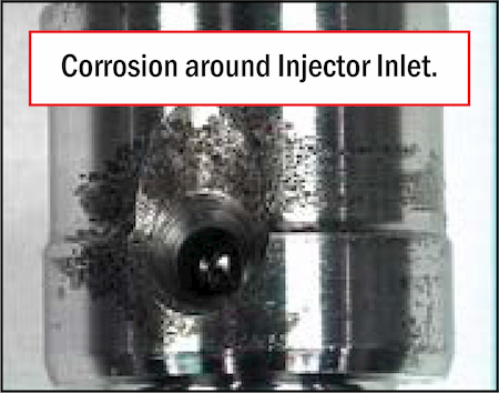 injector corrosion 1 graphic | Highway & Heavy Parts