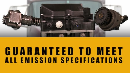 mack fuel system components emission specs | Highway & Heavy Parts