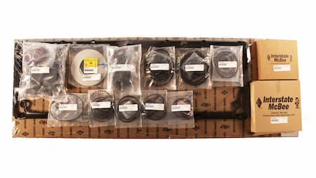caterpillar c13 rebuild kit individual organized packets gasket | Highway & Heavy Parts