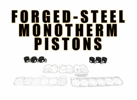 forged-steel-monotherm-pistons-for-cat-c15-acert-inframe-rebuild-kit