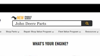 shop john deere search bar | Highway & Heavy Parts
