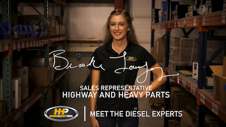 meet the experts at hhp brooke lovejoy | Highway & Heavy Parts