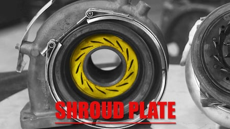 vgt turbo failure diagnosis shroud plate | Highway & Heavy Parts