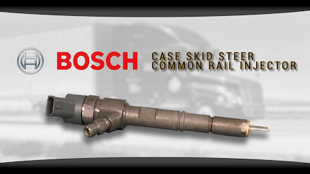case skid steer common rail injector | Highway & Heavy Parts