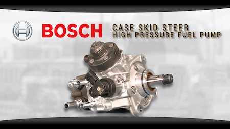 case skid steer high pressure pump   Highway & Heavy Parts