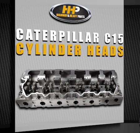 cat c15 cylinder head | Highway & Heavy Parts