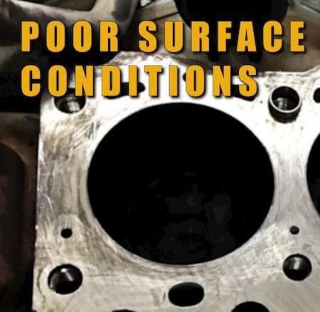 cat c15 head gasket problems poor surface conditions | Highway & Heavy Parts