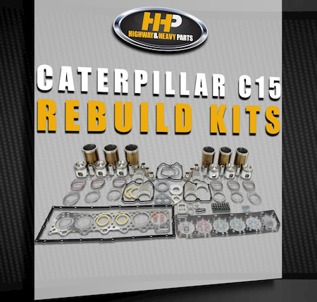 cat c15 rebuild kits | Highway & Heavy Parts