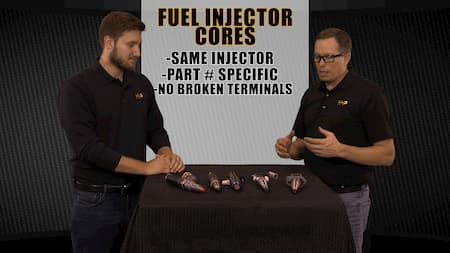 Fuel Injector Cores Explanation | Highway & Heavy Parts