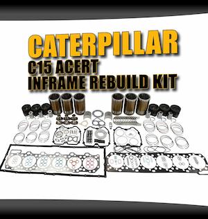 c15 acert inframe rebuild kit | Highway & Heavy Parts