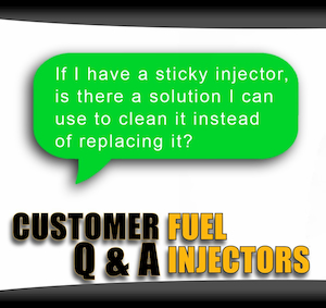 cleaning solution for sticking injectors | Highway & Heavy Parts