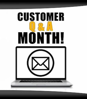 customer q and a month | Highway & Heavy Parts