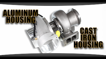 turbo housing turbo material | Highway & Heavy Parts