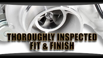 turbo thorougly inspected to fit and finish | Highway & Heavy Parts