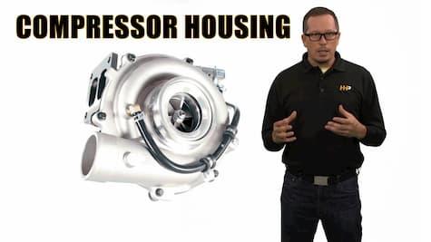 compressor-housing