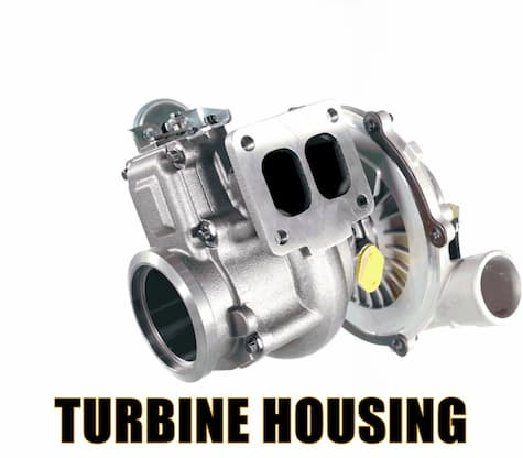turbo-housing