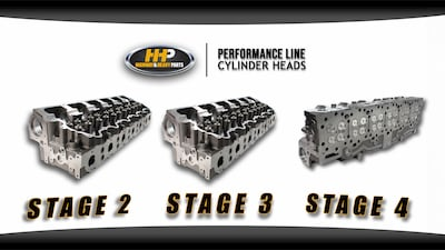 cat cylinder head upgrade stages | Highway & Heavy Parts