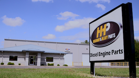 hhp building front | Highway & Heavy Parts