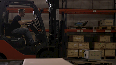 hhp forklift | Highway & Heavy Parts