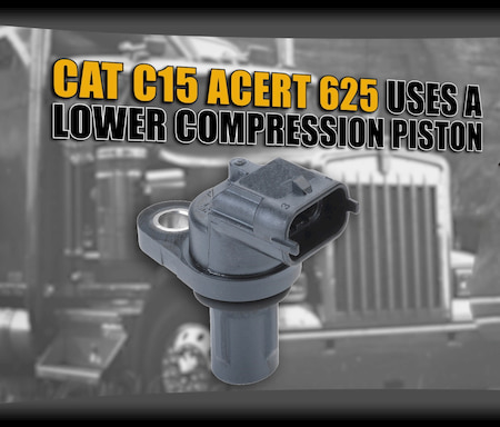 cat c15 acert 625 lower compression piston | Highway & Heavy Parts