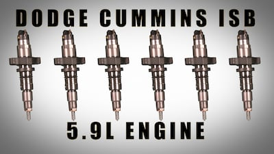 cummins isb injectors | Highway & Heavy Parts