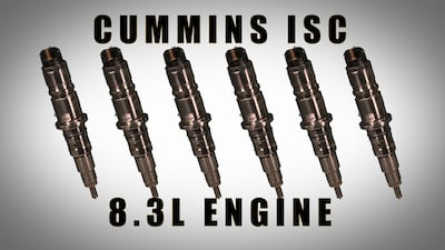 cummins isc injectors | Highway & Heavy Parts