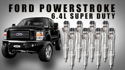 ford powerstroke 6-4l injectors | Highway & Heavy Parts