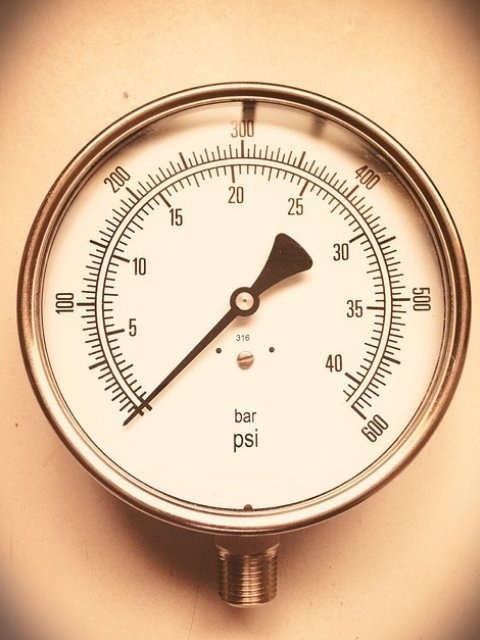 Pressure Gauge | Highway and Heavy Parts