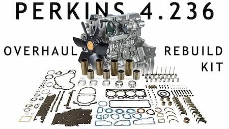 perkins engine rebuild kit 4-236 engine | Highway & Heavy Parts