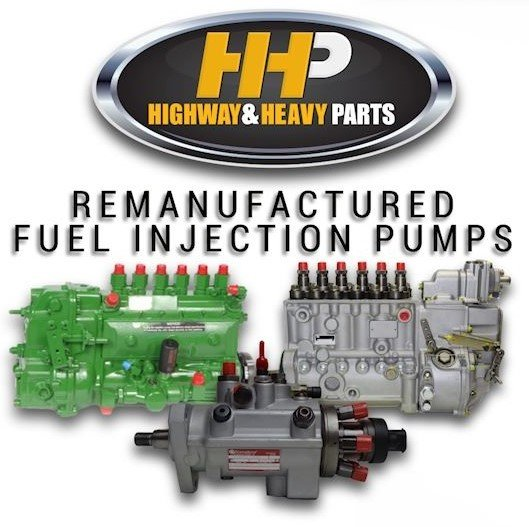 remanufactured fuel injection pumps | Highway & Heavy Parts