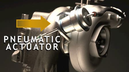 how wastegate turbos work pneumatic actuator | Highway & Heavy Parts