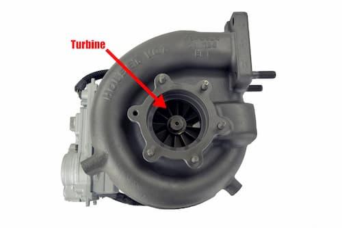vgt turbine | Highway & Heavy Parts
