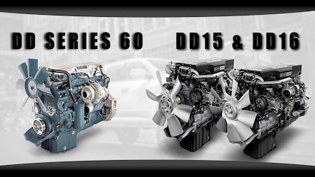 dd15 and series 60 engines | Highway & Heavy Parts