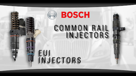 eui and common rail injectors | Highway & Heavy Parts