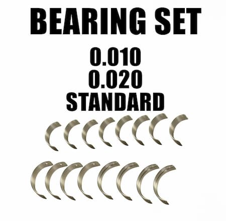 perkins 404c 22 overhaul rebuild kit bearing set options | Highway & Heavy Parts