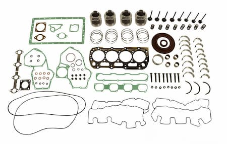 perkins 404c 22 overhaul rebuild kit contents | Highway & Heavy Parts